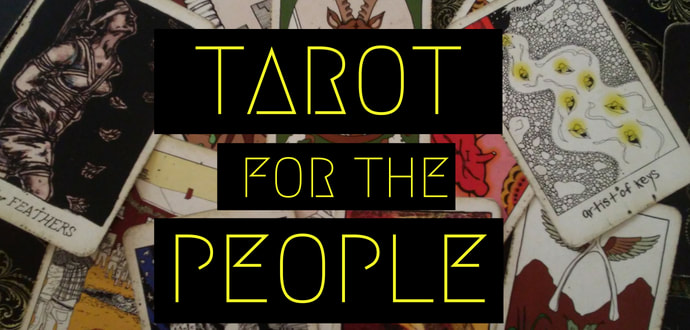 HIGH MOON FEMME - Tarot for the People